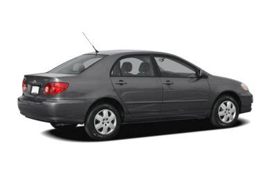 2008 Toyota Corolla Mpg by 2008 Toyota Corolla Specs Safety Rating Mpg Carsdirect
