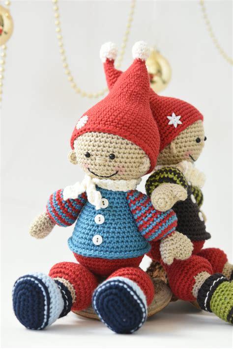 jester  christmas gnome amigurumi  crochet