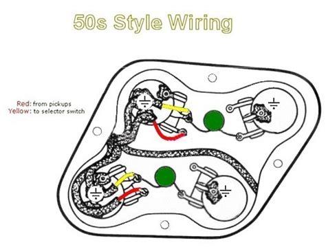 50s vs modern les paul wiring seymour duncan