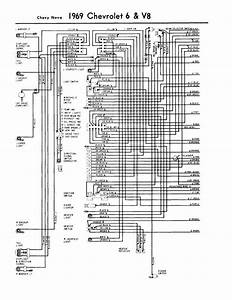 1967 Nova Dash Wiring Diagram