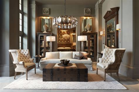 restoration hardware holdings stock plunged today