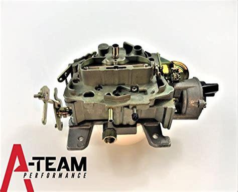 A-team Performance 138 Carburetor Type Rochester M2mc V6