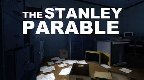 stanley parable  leaving  map  youtube