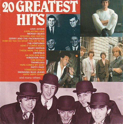 20 Greatest Hits (CD) | Discogs