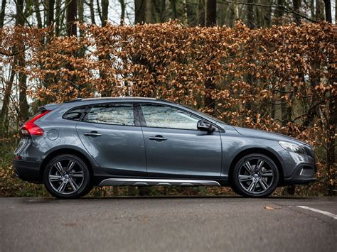 test volvo  cross country autotests