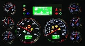 Kenworth T2000 Adds Driver Information Center, GPS Navigation and Multiplex Instrumentation ...