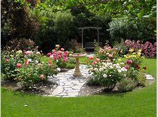 Simple Design Ideas Rose Garden Plans flowers
