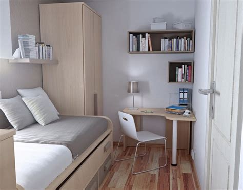 small bedroom quercus living