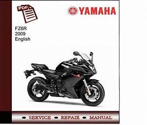 Yamaha Fz6r 2009 Service Manual