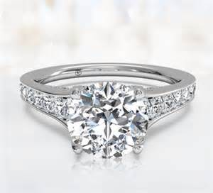 engagement ring setting only engagement ring settings only wedding promise engagement rings trendyrings