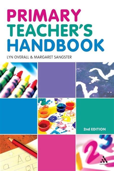primary teachers handbook lyn  continuum