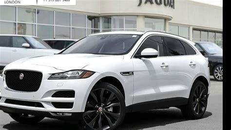 2018 Jaguar F Pace Suv All Models Reviews, Price
