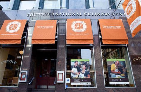 Exterior Of The International Culinary Center Flickr