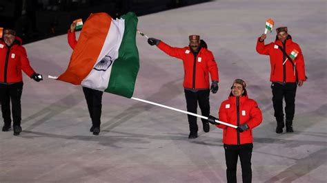 Shiva Keshavan Leads Indian Contingent at 2018 Winter Olympics