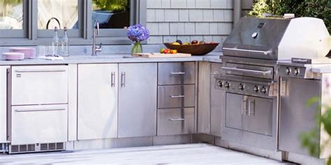 stainless steel outdoor kitchen cabinets     outdoor kitchen eva furniture