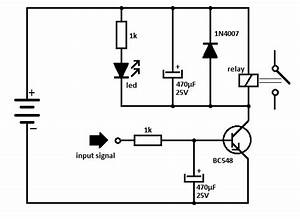 transistorrelaydrivercircuit is using the npn transistor With relay circuits