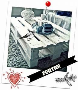 Couch Aus Europaletten : diy couch tisch aus europaletten handmade kultur ~ Sanjose-hotels-ca.com Haus und Dekorationen