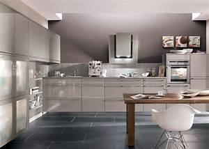 Moderne Küchen L Form : amerikanische landhausk che grau ~ Sanjose-hotels-ca.com Haus und Dekorationen