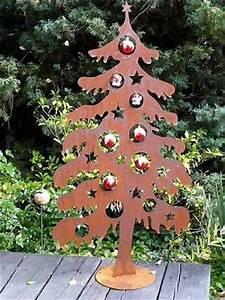 Weihnachtsbaum Aus Metalldraht : weihnachtsbaum metall edelrost rost 120cm deko tanne tannenbaum deko ~ Sanjose-hotels-ca.com Haus und Dekorationen