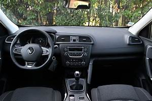 Renault Kadjar Occasion Boite Automatique : a l 39 int rieur du renault kadjar ~ Gottalentnigeria.com Avis de Voitures