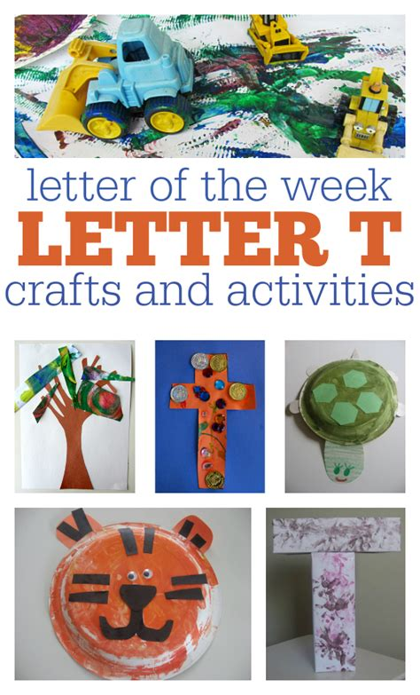letter t activities letter of the week letter t theme no time for flash cards