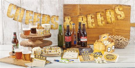 cheers beers party supplies beer theme party party city