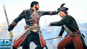 Assassin's Creed Unity Legendary Master Arno Vs Templar ...