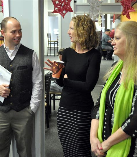 candidates attend meet  greet news sports jobs