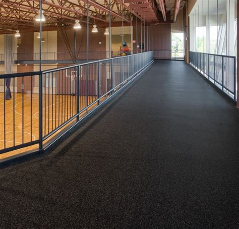 everlast floor everlast sports surfacing with nike grind ecore commercial flooring recycled rubber cool gyms