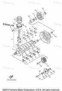 Yamaha Waverunner Parts 2014 Oem Parts Diagram For