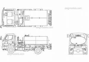 Vactor Truck Dimensions
