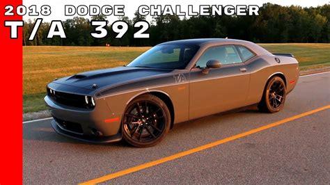 Challenger Ta 392 by 2018 Dodge Challenger Ta 392