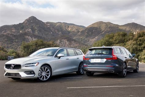 volvo  quick spin wagons   news
