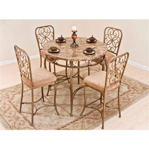 Table Sets Wrought Iron by Wrought Iron Dining Table Set At Rs 15000 Set Raja Park