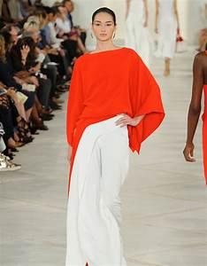 Mode Printemps été 2016 : d fil ralph lauren pr t porter printemps t 2016 new york elle ~ Melissatoandfro.com Idées de Décoration