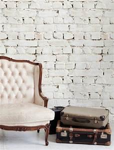 Papier Peint Brique Relief : papier peint brique blanche relief 20170801231015 ~ Dailycaller-alerts.com Idées de Décoration