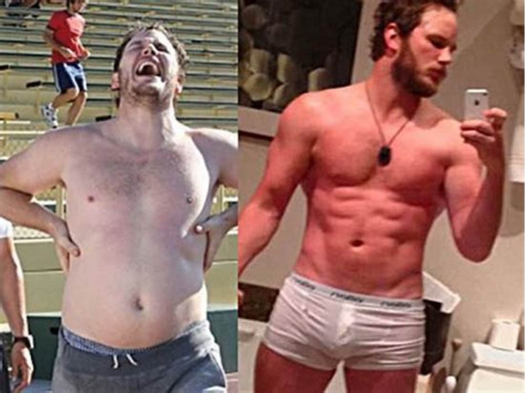 #Chris #Pratt #Wants #More #People #To #Objectify #His #Body