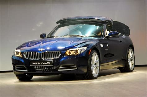 2015 Bmw Z4  Information And Photos Zombiedrive