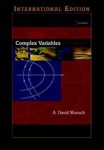 Complex Variables With Applications 3rd Edition Pdf