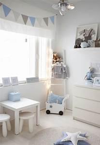 Kleinkind Zimmer Junge : die 25 besten ideen zu kleines kinderzimmer einrichten auf pinterest bett f r jungs ~ Indierocktalk.com Haus und Dekorationen