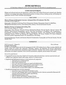 Network systems engineer resume