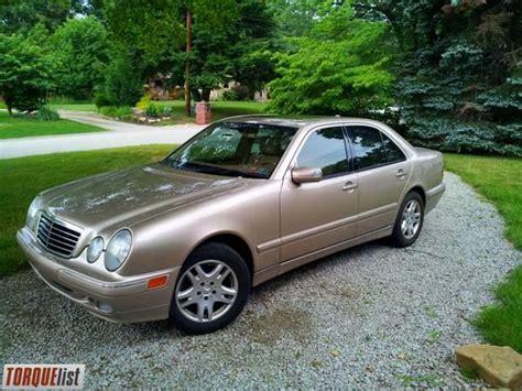 01' e320 won't crank over. TORQUELIST - For Sale: 2001 Mercedes Benz E320