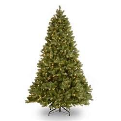 national tree pedd1 3 feelreal downswept douglas fir christmas tree clear atg stores