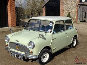 Austin Mini Cooper Classic 1964 Mk1 Original 997