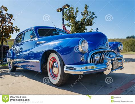 Buick Classic Car by 1947 Buick Classic Car Editorial Stock Image Image