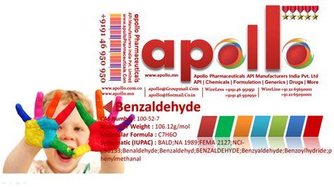 Benzaldehyde Apollo 9191 46 950 950 Benzaldehyde