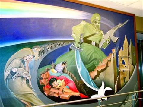 Denver International Airport Murals Removed by Denver International Airport Dia Mystery Of The Iniquity