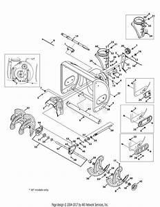 Mtd 31ah65lg704  2013  Parts Diagram For Auger  U0026 Housing