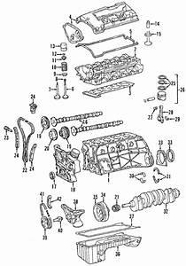 1997 Mercedes-benz C230 Parts