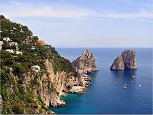 Known as The Heart of The Italy, Capri Island Will Make